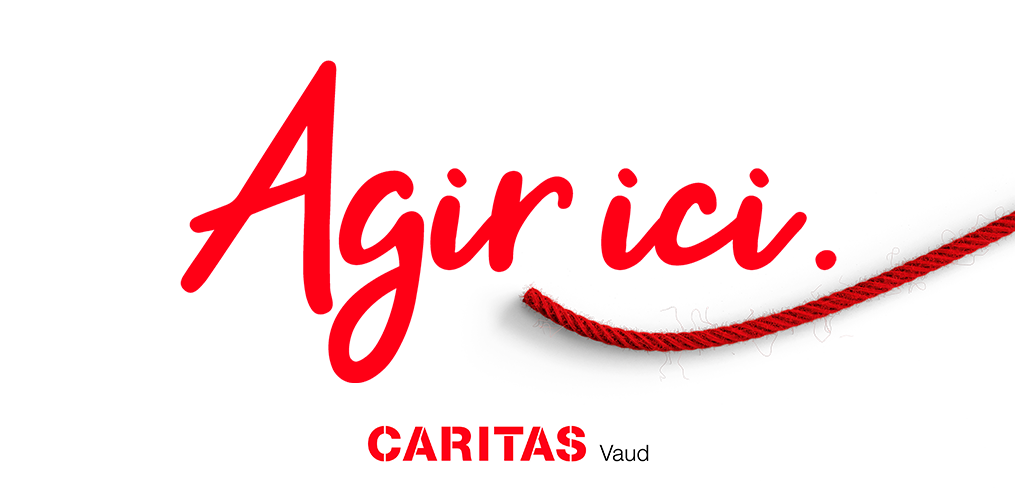 Discover the new identity of Caritas Vaud!